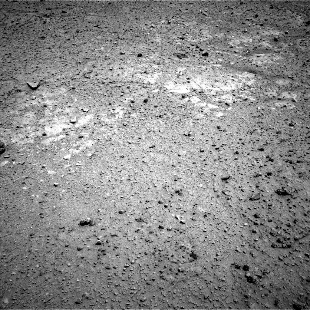 Nasa's Mars rover Curiosity acquired this image using its Left Navigation Camera on Sol 388, at drive 1154, site number 15