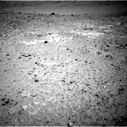Nasa's Mars rover Curiosity acquired this image using its Right Navigation Camera on Sol 388, at drive 1100, site number 15