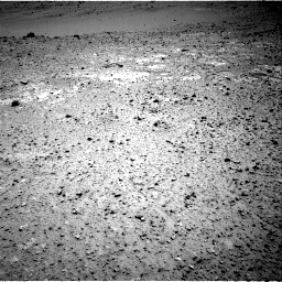 Nasa's Mars rover Curiosity acquired this image using its Right Navigation Camera on Sol 388, at drive 1112, site number 15