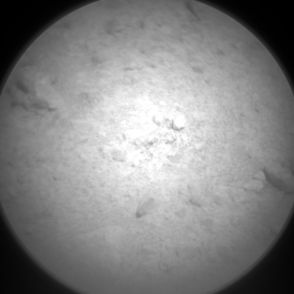 NASA's Mars rover Curiosity acquired this image using its Chemistry & Camera (ChemCam) on Sol 389