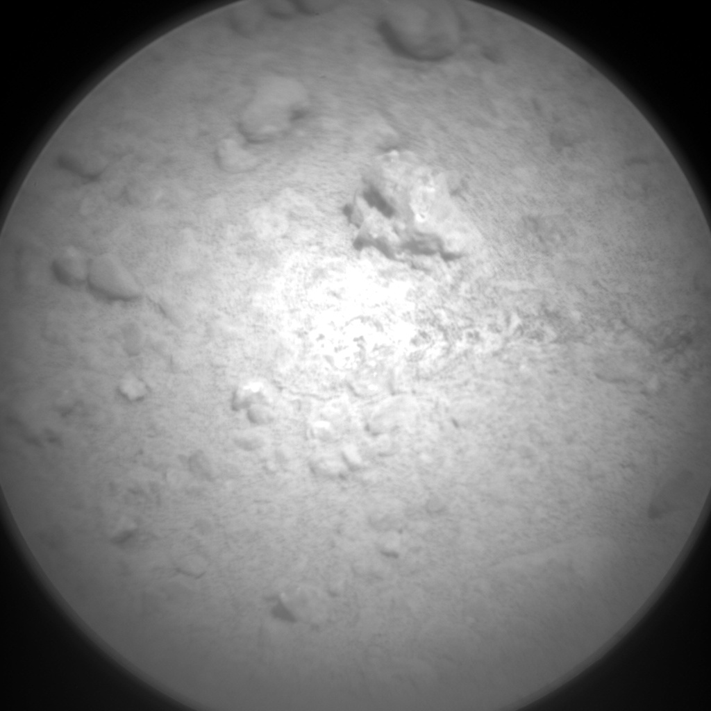 Nasa's Mars rover Curiosity acquired this image using its Chemistry & Camera (ChemCam) on Sol 389, at drive 1230, site number 15