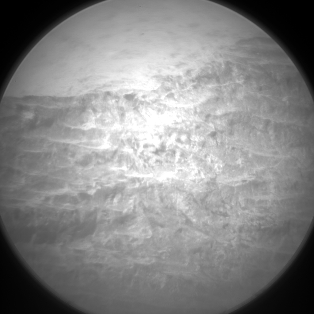 NASA's Mars rover Curiosity acquired this image using its Chemistry & Camera (ChemCam) on Sol 390