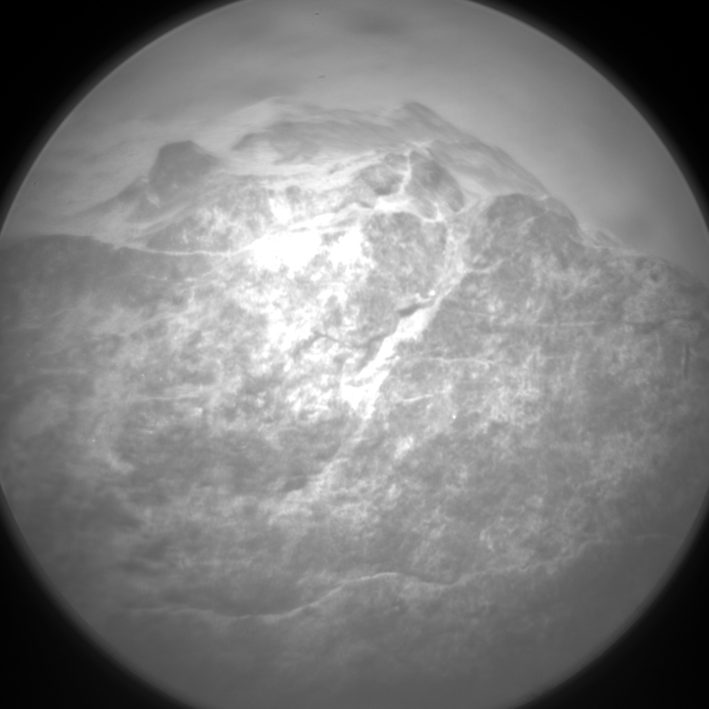 Nasa's Mars rover Curiosity acquired this image using its Chemistry & Camera (ChemCam) on Sol 390, at drive 1230, site number 15