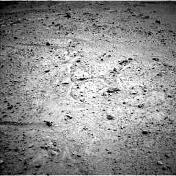 Nasa's Mars rover Curiosity acquired this image using its Left Navigation Camera on Sol 390, at drive 1236, site number 15