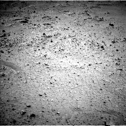 NASA's Mars rover Curiosity acquired this image using its Left Navigation Camera (Navcams) on Sol 390