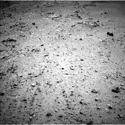 Nasa's Mars rover Curiosity acquired this image using its Left Navigation Camera on Sol 390, at drive 1284, site number 15