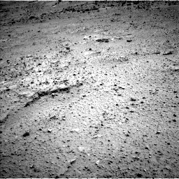 Nasa's Mars rover Curiosity acquired this image using its Left Navigation Camera on Sol 390, at drive 1380, site number 15