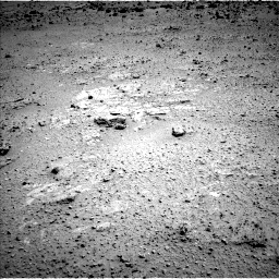Nasa's Mars rover Curiosity acquired this image using its Left Navigation Camera on Sol 390, at drive 1404, site number 15