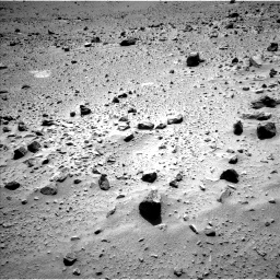 Nasa's Mars rover Curiosity acquired this image using its Left Navigation Camera on Sol 390, at drive 1554, site number 15