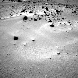 Nasa's Mars rover Curiosity acquired this image using its Left Navigation Camera on Sol 390, at drive 1626, site number 15