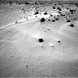 Nasa's Mars rover Curiosity acquired this image using its Left Navigation Camera on Sol 390, at drive 1632, site number 15