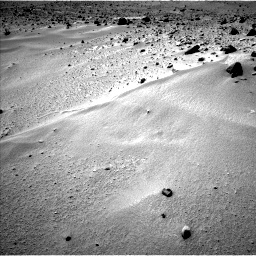 Nasa's Mars rover Curiosity acquired this image using its Left Navigation Camera on Sol 390, at drive 1644, site number 15
