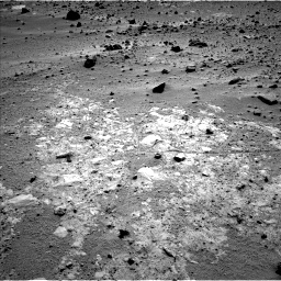 Nasa's Mars rover Curiosity acquired this image using its Left Navigation Camera on Sol 390, at drive 1734, site number 15