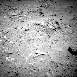 Nasa's Mars rover Curiosity acquired this image using its Right Navigation Camera on Sol 390, at drive 1314, site number 15