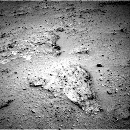 Nasa's Mars rover Curiosity acquired this image using its Right Navigation Camera on Sol 390, at drive 1326, site number 15