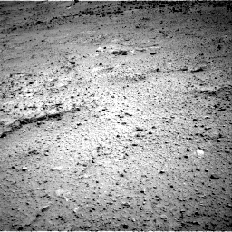 Nasa's Mars rover Curiosity acquired this image using its Right Navigation Camera on Sol 390, at drive 1380, site number 15
