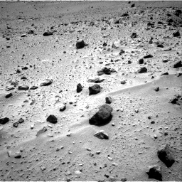 Nasa's Mars rover Curiosity acquired this image using its Right Navigation Camera on Sol 390, at drive 1548, site number 15