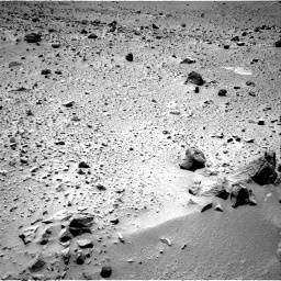 Nasa's Mars rover Curiosity acquired this image using its Right Navigation Camera on Sol 390, at drive 1584, site number 15