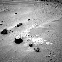Nasa's Mars rover Curiosity acquired this image using its Right Navigation Camera on Sol 390, at drive 1662, site number 15