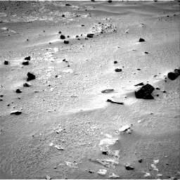 Nasa's Mars rover Curiosity acquired this image using its Right Navigation Camera on Sol 390, at drive 1680, site number 15