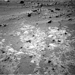 Nasa's Mars rover Curiosity acquired this image using its Right Navigation Camera on Sol 390, at drive 1740, site number 15