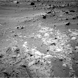 Nasa's Mars rover Curiosity acquired this image using its Right Navigation Camera on Sol 390, at drive 1752, site number 15