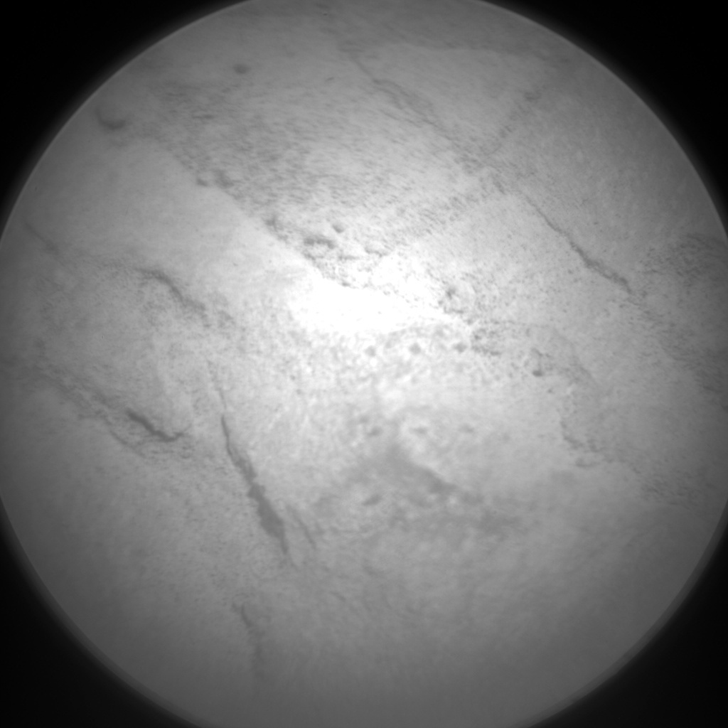 NASA's Mars rover Curiosity acquired this image using its Chemistry & Camera (ChemCam) on Sol 392