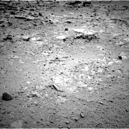 Nasa's Mars rover Curiosity acquired this image using its Left Navigation Camera on Sol 392, at drive 42, site number 16