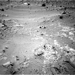 Nasa's Mars rover Curiosity acquired this image using its Right Navigation Camera on Sol 392, at drive 12, site number 16