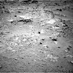 Nasa's Mars rover Curiosity acquired this image using its Right Navigation Camera on Sol 392, at drive 30, site number 16