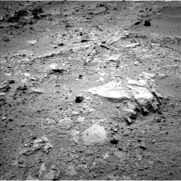 Nasa's Mars rover Curiosity acquired this image using its Left Navigation Camera on Sol 396, at drive 116, site number 16