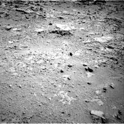Nasa's Mars rover Curiosity acquired this image using its Right Navigation Camera on Sol 396, at drive 68, site number 16