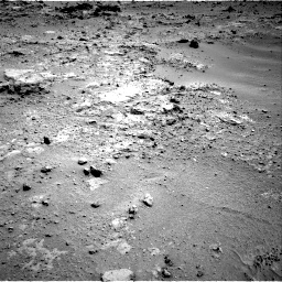 Nasa's Mars rover Curiosity acquired this image using its Right Navigation Camera on Sol 396, at drive 74, site number 16
