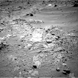 Nasa's Mars rover Curiosity acquired this image using its Right Navigation Camera on Sol 396, at drive 104, site number 16