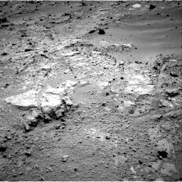NASA's Mars rover Curiosity acquired this image using its Right Navigation Cameras (Navcams) on Sol 396