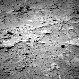 Nasa's Mars rover Curiosity acquired this image using its Right Navigation Camera on Sol 396, at drive 128, site number 16