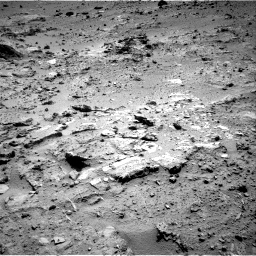 Nasa's Mars rover Curiosity acquired this image using its Right Navigation Camera on Sol 396, at drive 140, site number 16