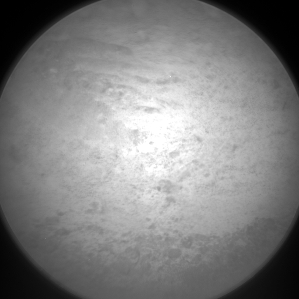 NASA's Mars rover Curiosity acquired this image using its Chemistry & Camera (ChemCam) on Sol 399