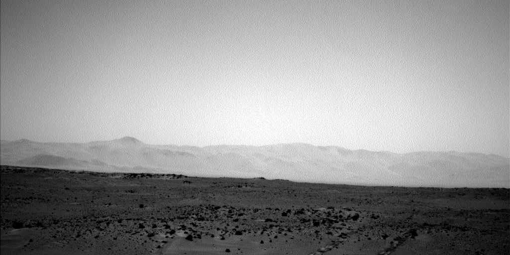 NASA's Mars rover Curiosity acquired this image using its Left Navigation Camera (Navcams) on Sol 399