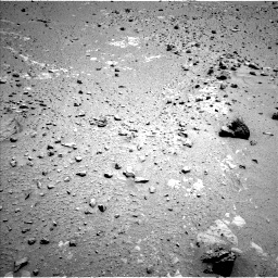 Nasa's Mars rover Curiosity acquired this image using its Left Navigation Camera on Sol 402, at drive 232, site number 16