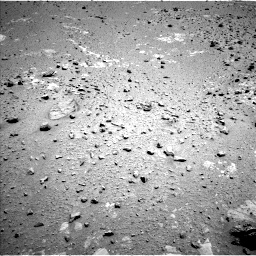 Nasa's Mars rover Curiosity acquired this image using its Left Navigation Camera on Sol 402, at drive 238, site number 16