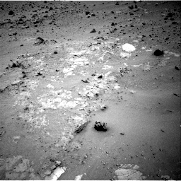 Nasa's Mars rover Curiosity acquired this image using its Right Navigation Camera on Sol 402, at drive 184, site number 16