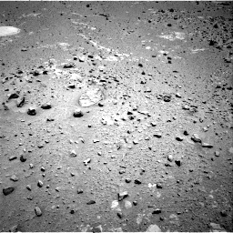 Nasa's Mars rover Curiosity acquired this image using its Right Navigation Camera on Sol 402, at drive 244, site number 16