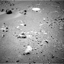 NASA's Mars rover Curiosity acquired this image using its Right Navigation Cameras (Navcams) on Sol 402