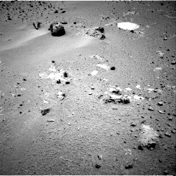 Nasa's Mars rover Curiosity acquired this image using its Right Navigation Camera on Sol 402, at drive 268, site number 16