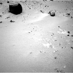 Nasa's Mars rover Curiosity acquired this image using its Right Navigation Camera on Sol 402, at drive 280, site number 16