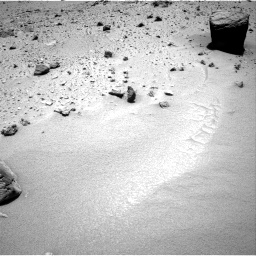 Nasa's Mars rover Curiosity acquired this image using its Right Navigation Camera on Sol 402, at drive 304, site number 16