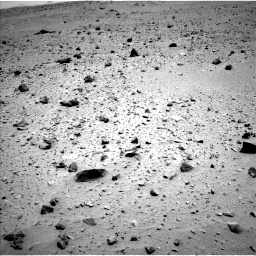 Nasa's Mars rover Curiosity acquired this image using its Left Navigation Camera on Sol 403, at drive 376, site number 16