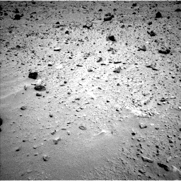 Nasa's Mars rover Curiosity acquired this image using its Left Navigation Camera on Sol 403, at drive 394, site number 16