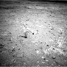 Nasa's Mars rover Curiosity acquired this image using its Left Navigation Camera on Sol 403, at drive 496, site number 16